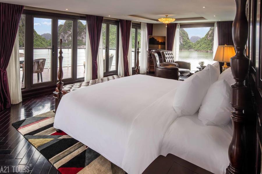 President Cruise 3 Days 2 Nights Treasury Suites