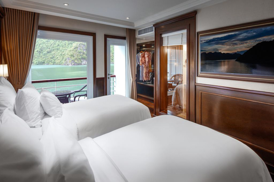 Paradise Elegance Cruise 3 Days 2 Nights Executive Balcony