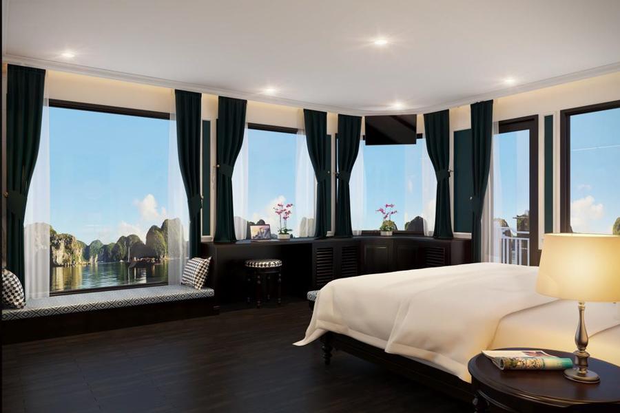 Genesis Regal Cruise 2 Days 1 Night  Regal Terrace Suite