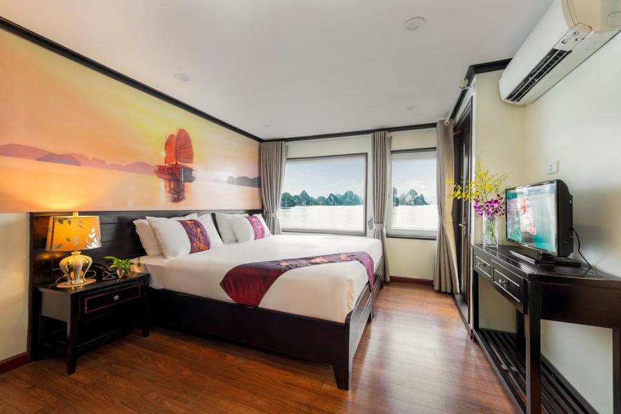 Sealife Cruise Halong Bay 2 Days 1 night Executive Suite