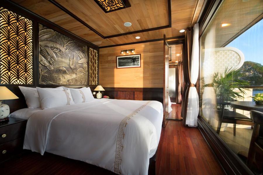 Perla Dawn Cruise 2 Days 1 Night Grand Suite Balcony