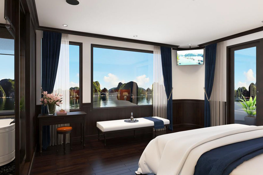 Rosy Cruises 3 Days 2 Nights Rosy Terrace Suite