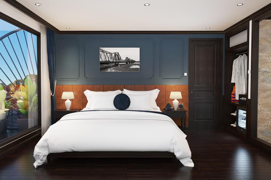 Rosy Cruises 3 Days 2 Nights Connecting Senior Balcony Suite