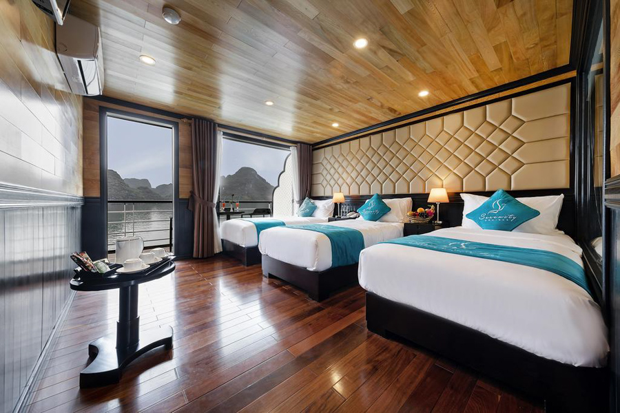 Serenity Cruises 2 Days 1 Nights Family Suites