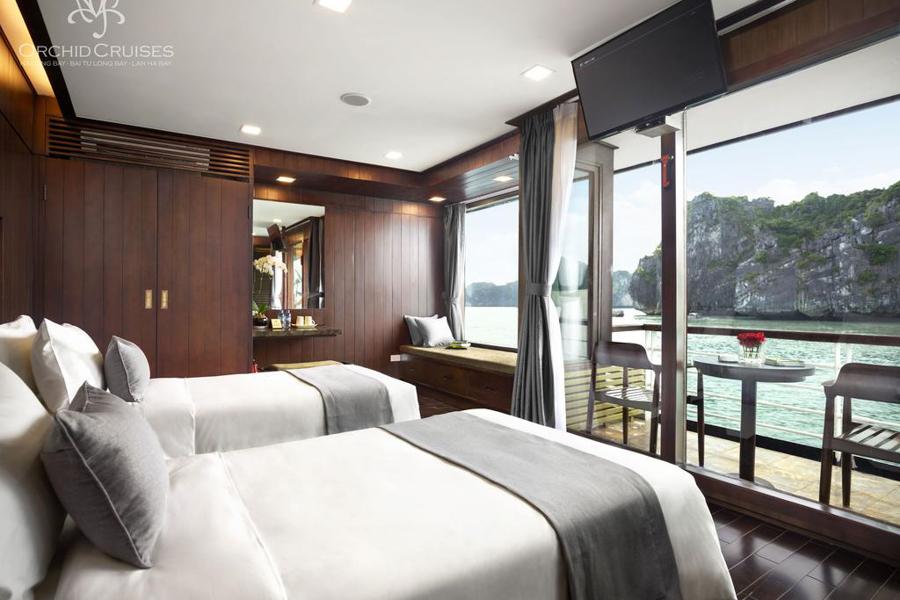 Orchid Cruise 2 Days 1 Night Family Premium Suite