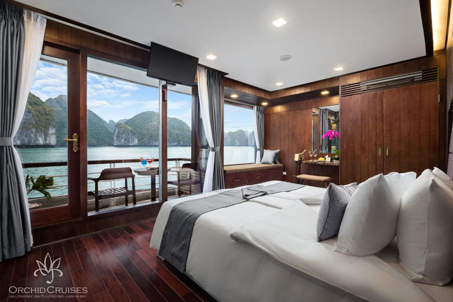 Orchid Cruise 3 Days 2 Nights Premium Suite Balcony