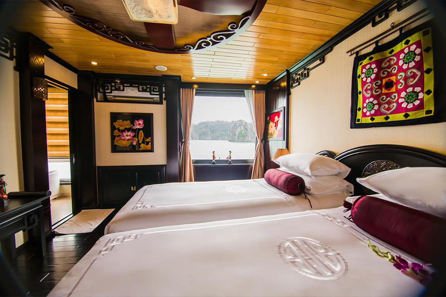 Dragon Legend Cruise 3 Days 2 Nights Deluxe