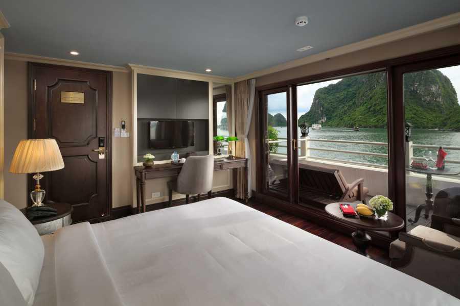 Athena Luxury Cruise 3 Days 1 night Terrance Suite