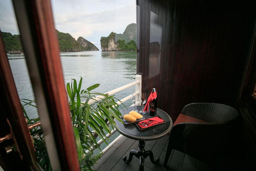 Athena Luxury Cruise 3 Days 1 night Family Connecting Suite