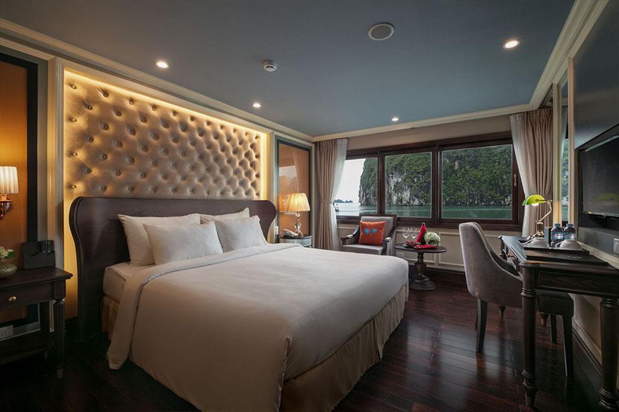 Athena Luxury Cruise 3 Days 1 night Elegant Suite