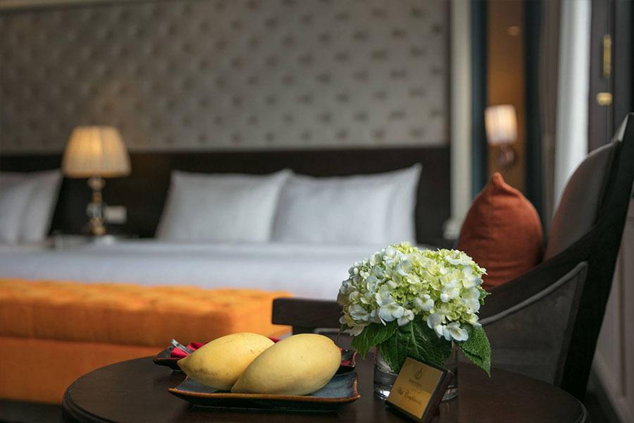 Athena Luxury Cruise 3 Days 1 night Triple Suite