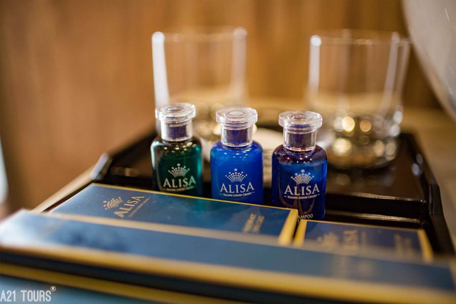 Alisa Crusie 3 Days 2 Nights Senior Suite