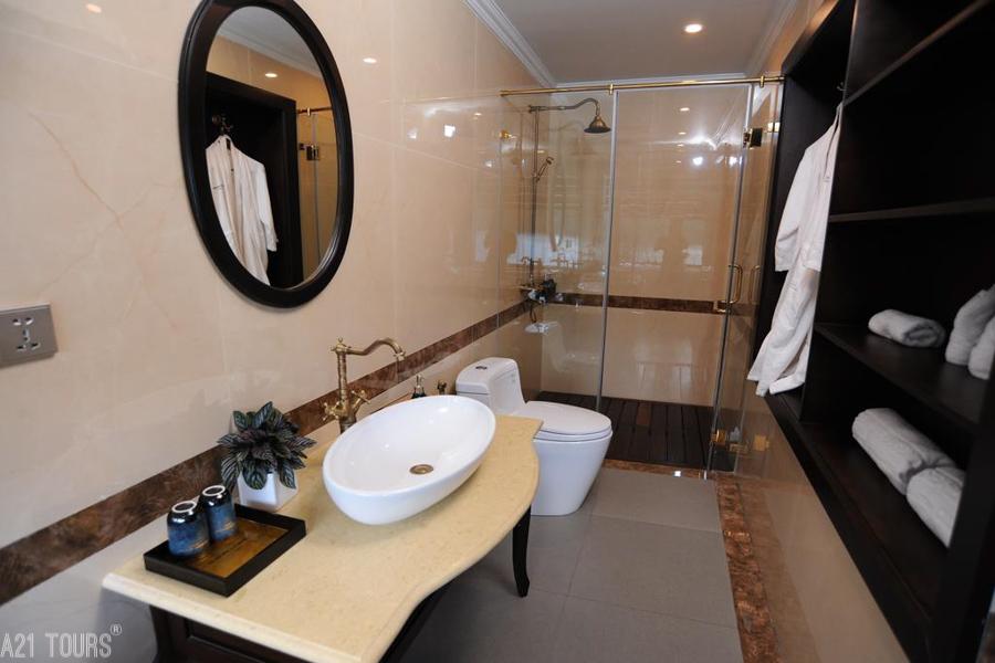 Sealife Legend Cruise Halong Bay 2 Days 1 Night Family Suite