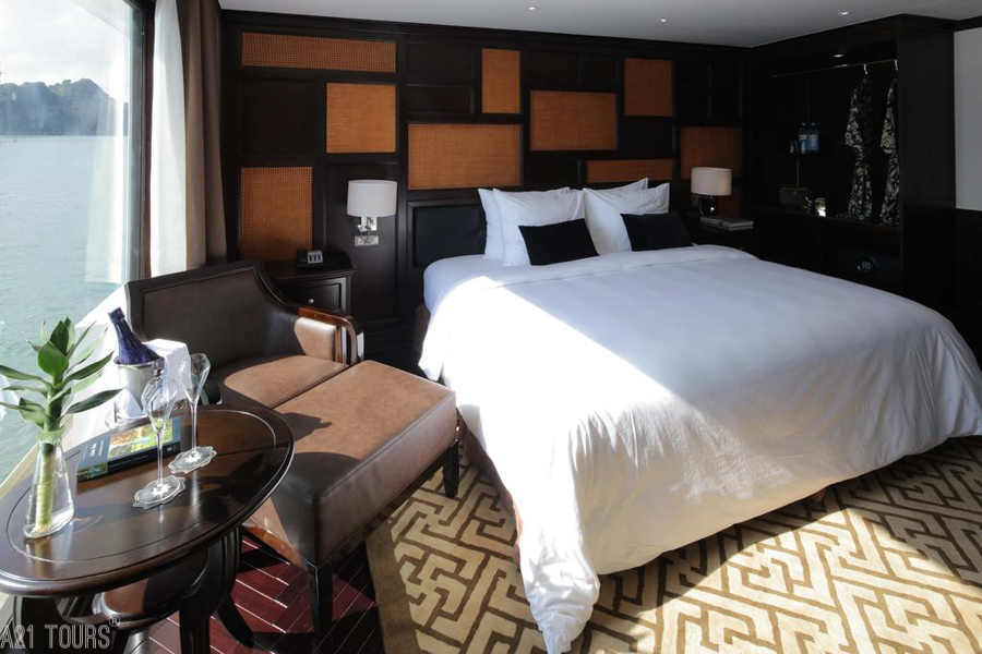 President Cruise 2 Days 1 Night Cabinet Suites
