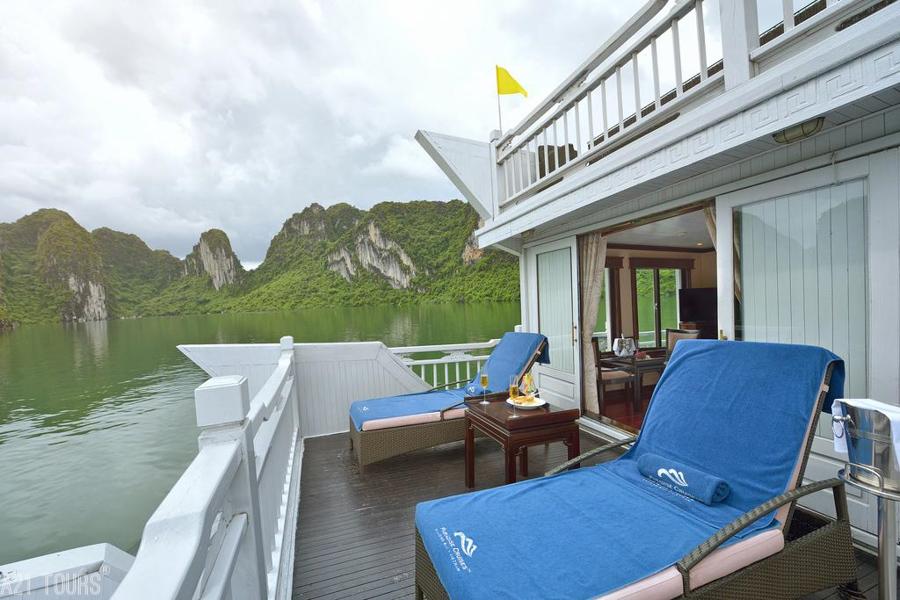 Paradise Luxury Cruise 2 Days 1 Night Terrace Suite Cabin