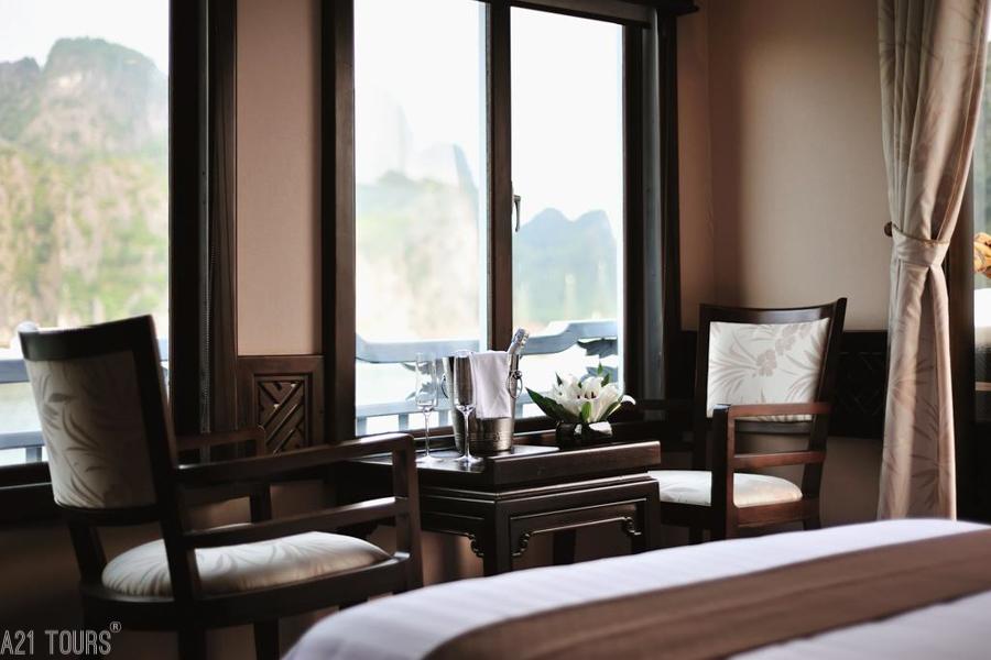 Paradise Luxury Cruise 3 Days 2 Nights Terrace Suite Single Cabin