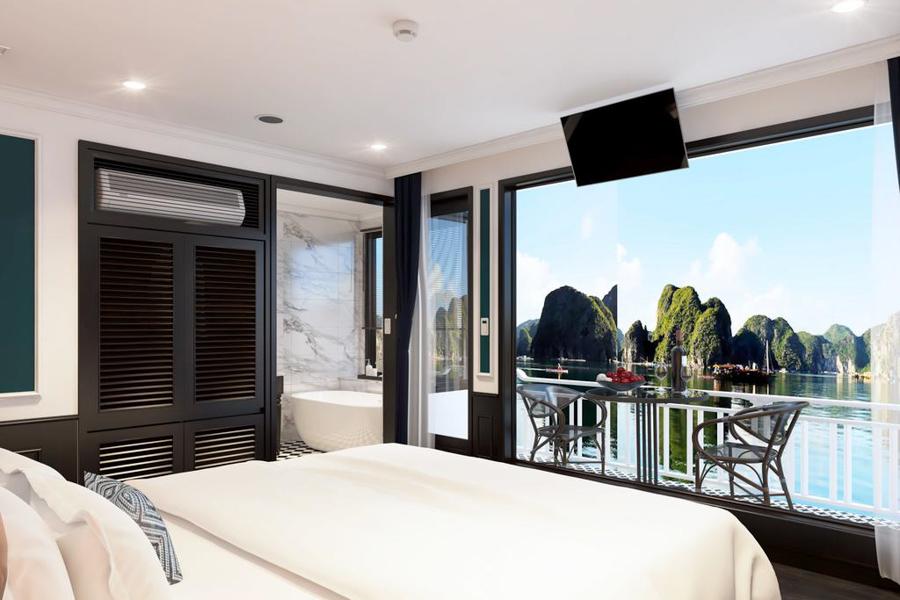 Genesis Regal Cruise 2 Days 1 Night Junior Suite Cabin