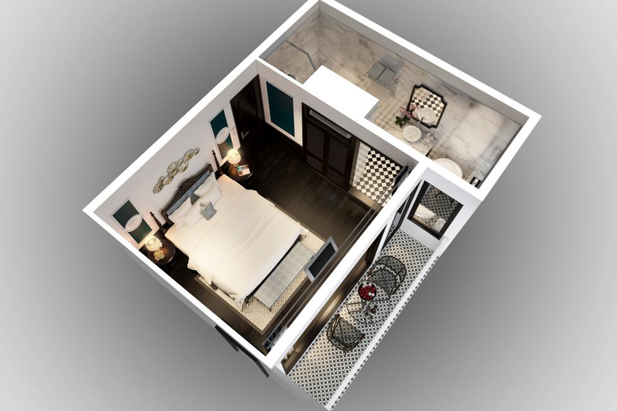 Genesis Regal Cruise 2 Days 1 Night Senior Suite Cabin