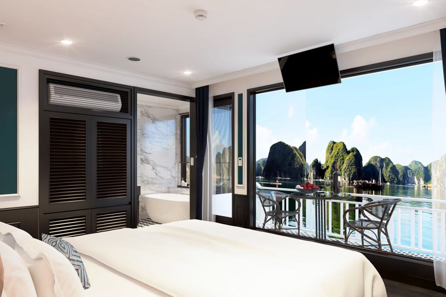 Genesis Regal Cruise 3 Days 2  Nights Junior Suite Cabin