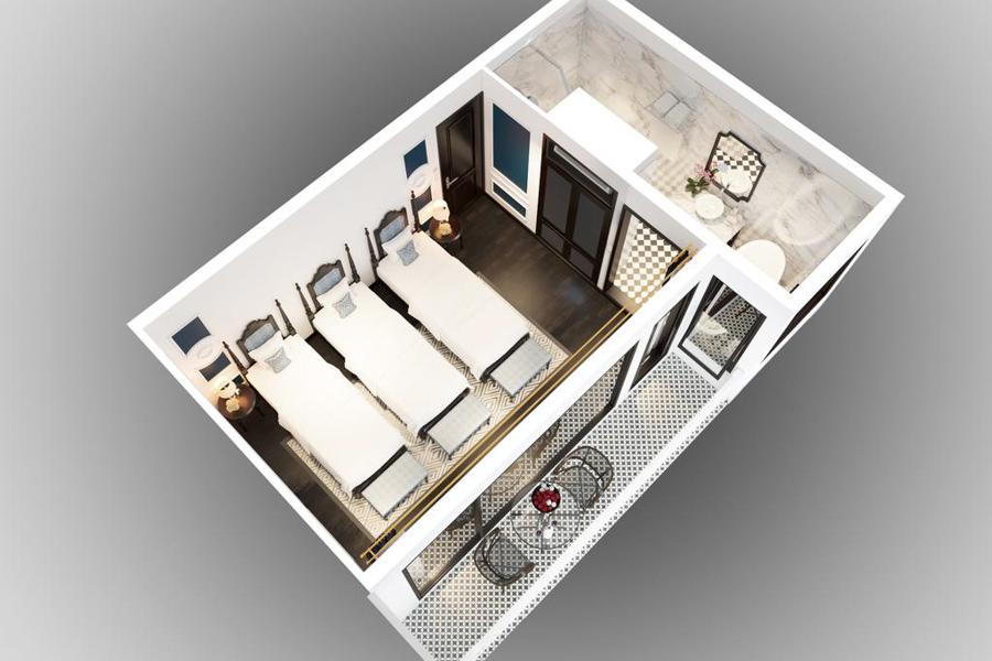 Genesis Regal Cruise 3 Days 2  Nights Junior Family Suites