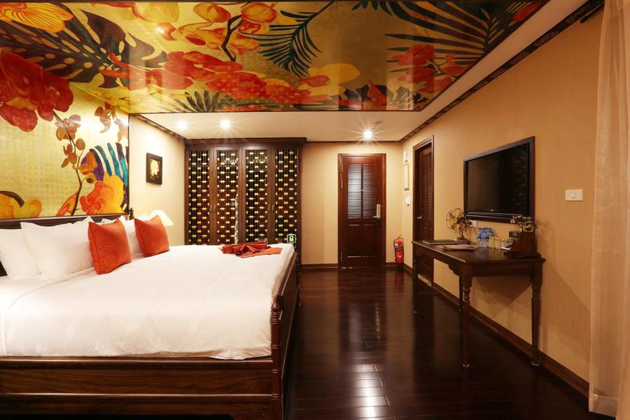 Indochine Cruise 2 Days 1 Night Executive Suite
