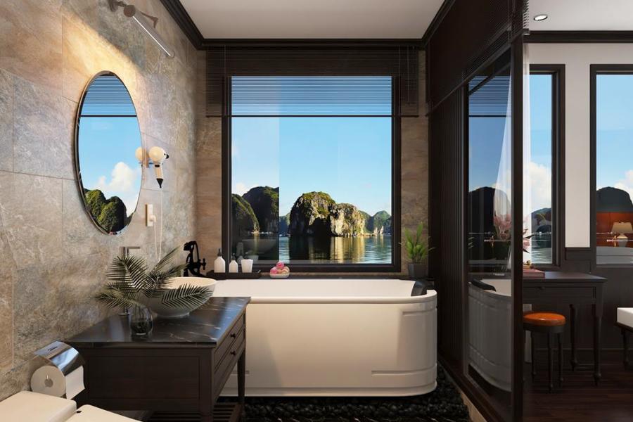 Rosy Cruises 3 Days 2 Nights Junior Balcony Suite