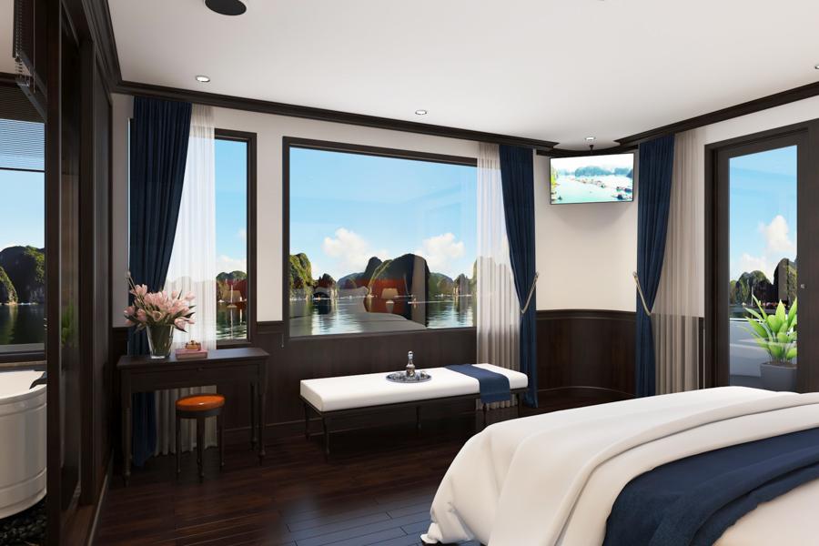 Rosy Cruises 3 Days 2 Nights Senior Balcony Suite