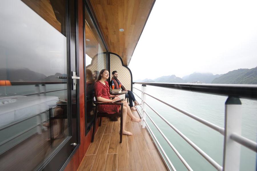 Serenity Cruises 2 Days 1 Nights Moon Suite Balcony