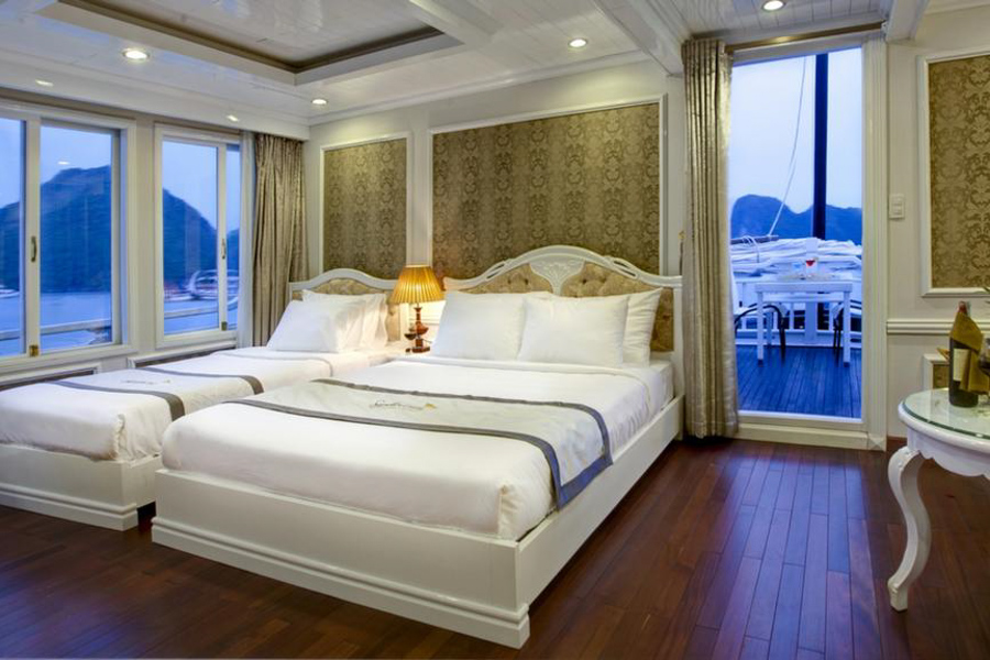 Signature Cruise 2 Days 1 Nights Exclusive Family Suite