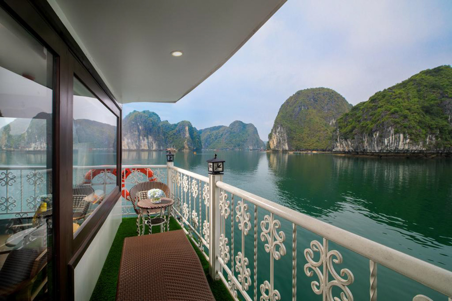 Unicharm cruise 3 Days - 2 Nights Charm Terrace Cabin