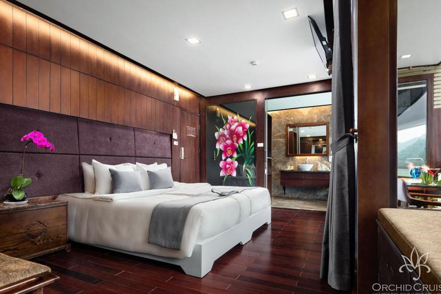 Orchid Cruise 2 Days 1 Night Premium Suite Balcony
