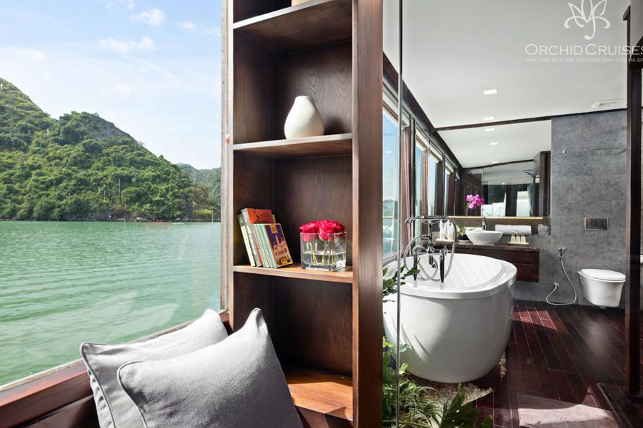Orchid Cruise 2 Days 1 Night Orchid Exclusive Suite