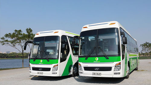 Sapa to Hanoi Airport by Busp