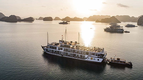 Azalea Cruises 2 Days Halong Bay
