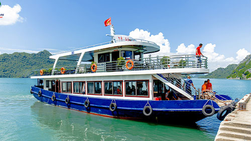 Lan Ha Bay day tour - Mimosa Cruise