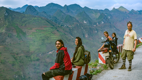 4 Days Hoang Su Phi Trekking (from Hanoi)p