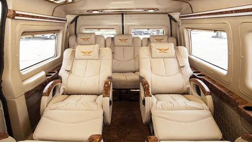 Da Nang - Hue Limousine Transferp