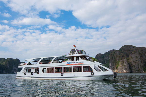 Halong Bay cruise tours 1 day