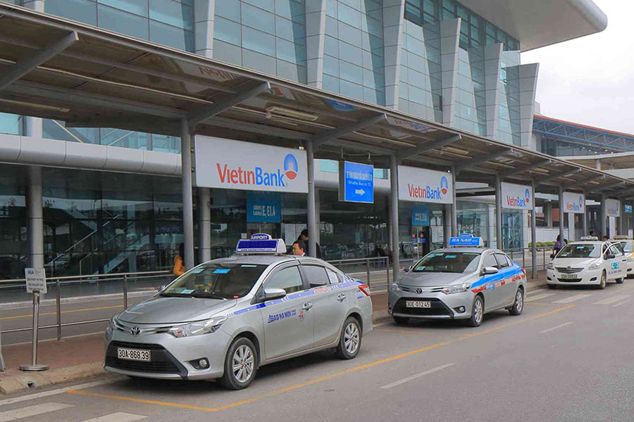 Taxi from Hanoi Airport to Halong Bay