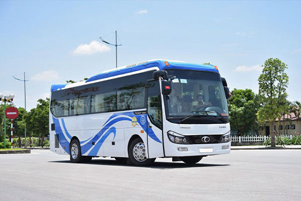 Halong Bay cruise tours transfer by van