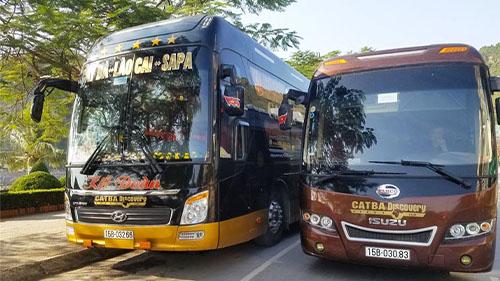Cat Ba to Sapa Bus