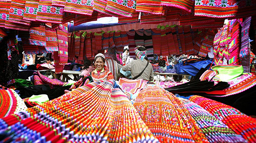 A trip to Bac Ha Market