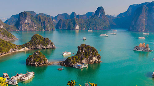 How to get from Hanoi airport to Halong Bay